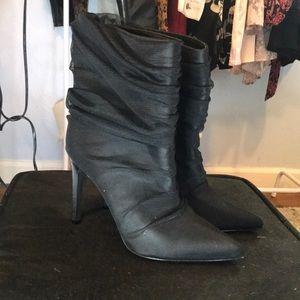 Fashion Nova Heeled Booties